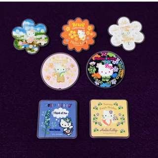 Hello Kitty Pins