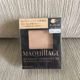 Shiseido Maquillage Foundation