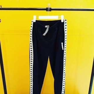 Kappa   Trackpants   Navy   Size XL fit L   Original