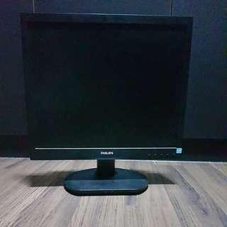 """Philips 17"""" Monitor (17S4LSB/69)"""