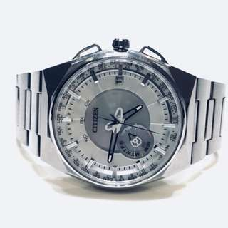 Citizen Eco Drive Satellite Wave CC2001-57A (FULLSET - Box & Warranty Card)