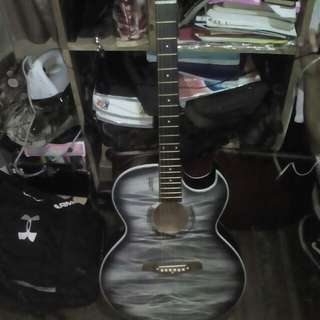 Lumanog Guitar