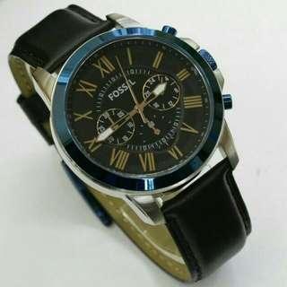 Jam Tangan Pria Fossil FS 5150 CHRONO STOPWATCH AKTIF