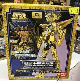 絕版 聖鬥士 星矢 聖衣神話 皇級 十二星座 模型 中古 日本 巨蟹