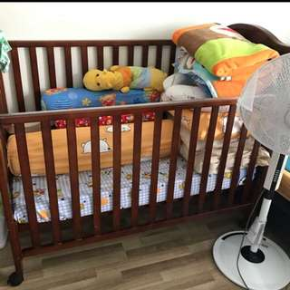 Baby Cot/ baby bed