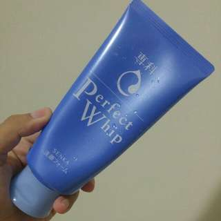 Senka Perfect Whip Cleanser