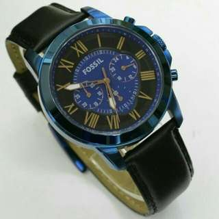 Jam Tangan Pria Fossil FS-5150 Chrono Stopwatch Aktif
