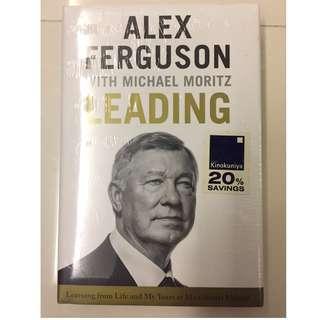 Leading - by Sir Alex Ferguson