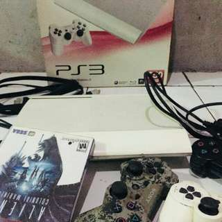 PS3 250 GB SLIM