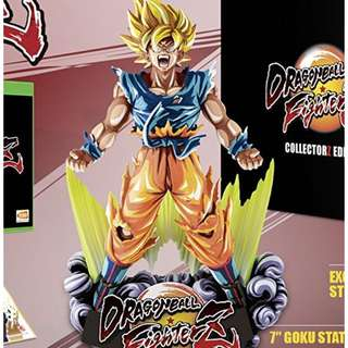 PS4 / XBox Dragonball Z Fighter CE Goku Figure Only