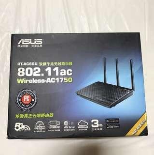 ASUS RT-AC66U Wireless - AC 1750