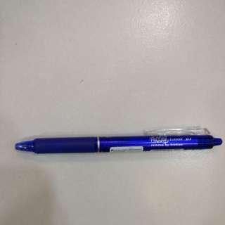 Pilot Friction Blue Pen