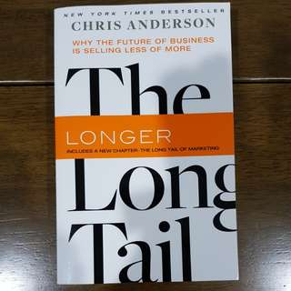 The Longer Tail - Chris Anderson