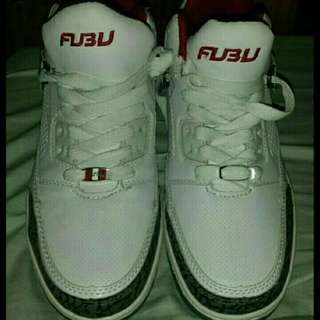 Authentic Fubu Shoes