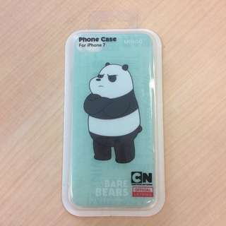NEW Miniso We Bare Bears Iphone 7 Case