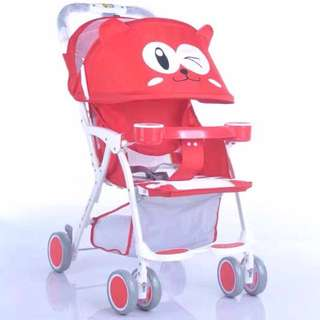 Baby Stroller with Canopy
