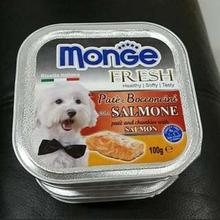 Monge Dog wet canned food