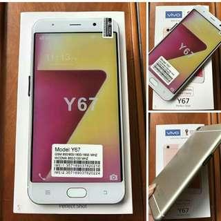 🌷Vivo Y67 🌷5.5 QHD 512MB+8GB+200MP+200MP 🌷php ; 3450 🌷Pm us for order