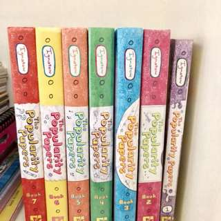 Popularity Papers (Books 1-7)