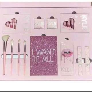 Kylie all I want set