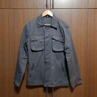 Rustan's U Men's Gray Jacket