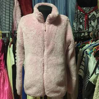 Uniqlo Pink Jacket for winter