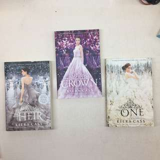 Kiera Cass Books
