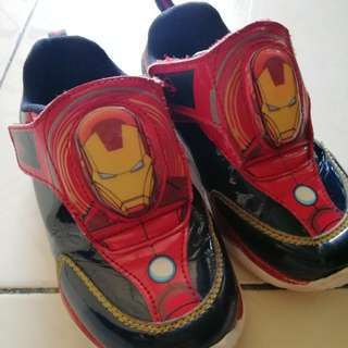 Ironman Avenger kids shoes