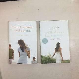 Jenny Han's Summer Trilogy