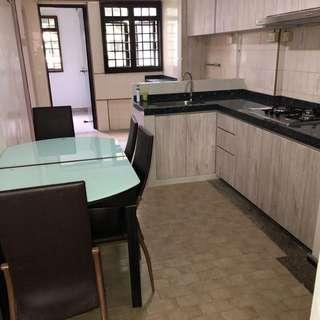 Tiong Bahru HDB 4rm Flat for rent