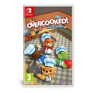 Switch Overcooked: Special Edition