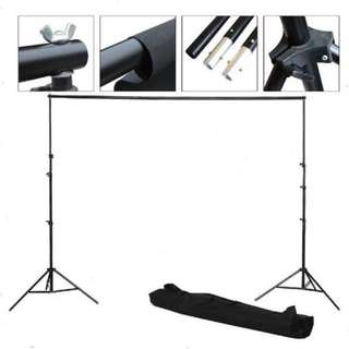 High Quality Photography Backdrop Stand Kit