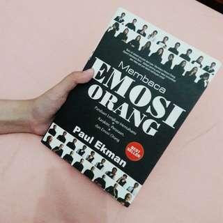 Membaca Emosi Orang oleh Paul Ekman