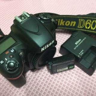 Nikon D600 (used)