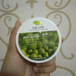 body butter/barter