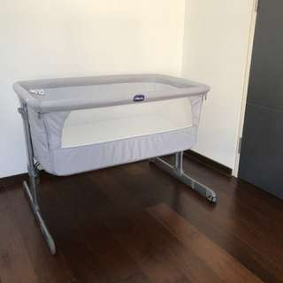 Chicco Next2Me Co-Sleeping Crib. Baby cot