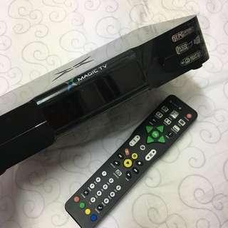 Magic TV(model MTV3200D) +remote