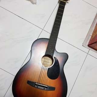 Used guitar