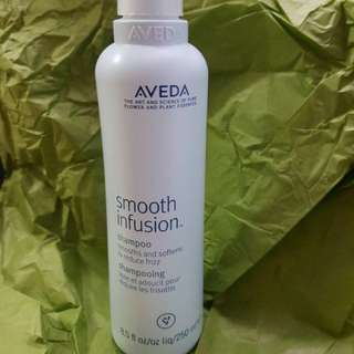 Aveda Smooth Infusion Shampoo - Brand New