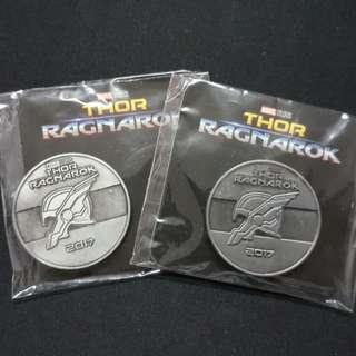 Thor Ragnarok    雷神索爾   紀念幣