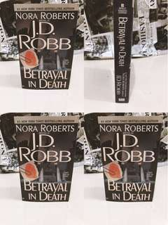 Betrayal in Death - Nora Roberts