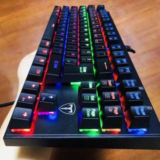Easterntimes I-500 Mechanical Keyboard Blue Switch Switches