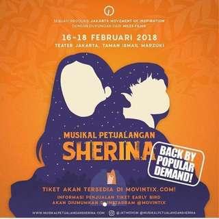 Tiket sherina
