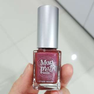 Etude house nail polish / kutek
