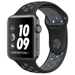 Apple Watch Series 2 Nike+ (with WARRANTY) 42mm