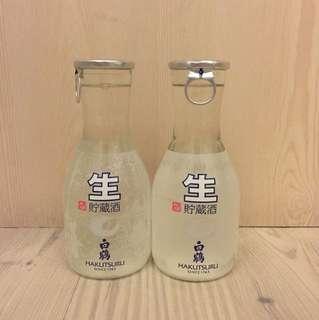 Hakutsuru 白鶴 Sake 2 bottles
