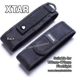 High quality XTAR holster for 18650 flashlights