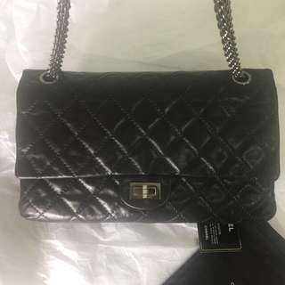 Authentic Chanel reissue