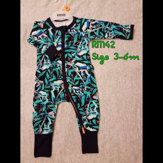BNWT Bonds Wondersuit