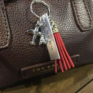 Personalized Bag clip